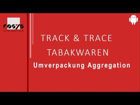 Tabak Track & Trace Modul Umverpackung Aggregation   COSYS Tabak Track & Trace