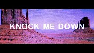 "MAKJ & Max Styler ""Knock Me Down (ft. Elayna Boynton)"" [Official Lyric Video] | Dim Mak Records"