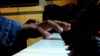 Aventura Solo por un beso cover piano (Intro)