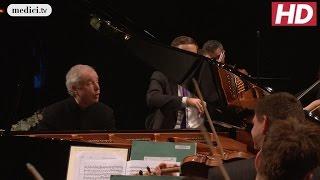 """András Schiff - Piano Concerto No. 5 """"Emperor"""" - Beethoven: Verbier Festival 2016"""