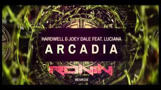 Hardwell & Joey Dale feat. Luciana - Arcadia (Ronin  Festival Trap Remix)
