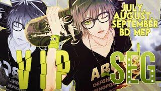 [SEG] VIP ℳep | HBD July- Sep.