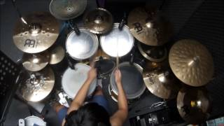 周杰倫 (feat. 林書豪Jeremy Lin) - 土耳其冰淇淋 (Drum cover)