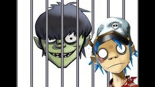 Gorillaz 2D Responds to Free Murdoc Campaign #Gorillaz #Murdoc Niccals #Stu Pot 2D