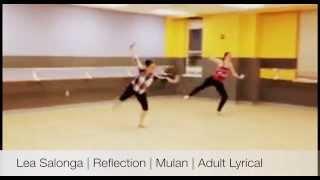 Lea Salonga | Reflection | Mulan | Adult Lyrical