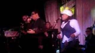 Monchy y Alexandra Live At Club Barcelona by ELCANGRINICA