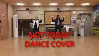 BTS (방탄소년단) - Not Today (낫투데이) Dance Cover