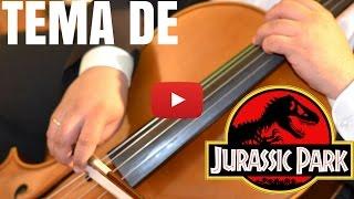 Tema do Filme Jurassic Park - Quarteto de Cordas - Violino - Casamento - Instrumental