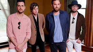Kings of Leon get nauseous in music video