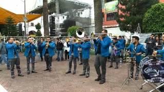 Los Amores de Julia Banda Caña Verde Feria Zapotitlan Tlahuac Julio 2017