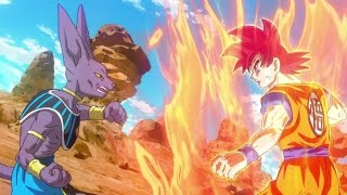Nightcore - Hero (DBZ Battle of Gods) English