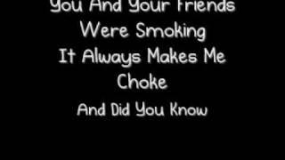 Busted - Nerdy With Lyrics