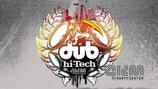 DUB Hi-Tech with iLLBiLLY HiTEC & LONGFINGAH - 9 MARCH 2012 @ Party Center 4 KM, SOFIA