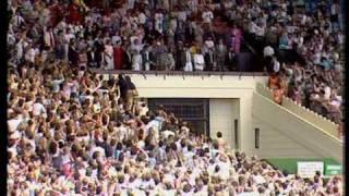 Live Aid Intro (Highest Quality) Prince & Princess Royal Salute ☮