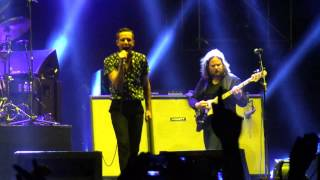 The Killers - Somebody Told Me - Live in Malaysia