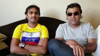 Kirtidan Gadhavi & Jignesh Kaviraj   Jiv thi vali mari Janudi   Interview   Jignesh Kaviraj Movie