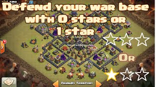 win wars with this TOWN HALL-9 base