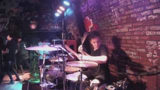 Ryan Ganster - My Enemies & I - Fiends (DRUM CAM)