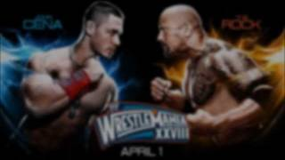 "WWE Wrestlemania 28 OFFICIAL THEME SONG - Machine Gun Kelly - ""Invincible"" (Ft. Ester Dean)"