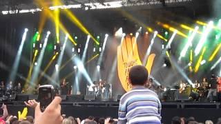 Tiken Jah Fakoly ft Soprano - Ouvrez les Frontières