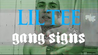 LIL TEE - GANG SIGNS (OFFICIAL VIDEO)