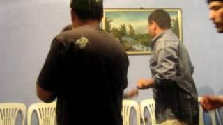 fiesta de fin de año Arin s.a. (2008) parte 1