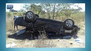 Mulher morre no sul do Piauí quando viajava de São Paulo para Floriano - TV Antena 10