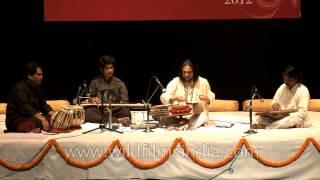 Live performance by famous santoor player : Bhajan Sopori
