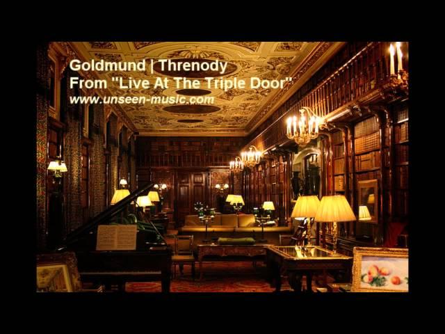 Goldmund | Threnody | Live At The Triple Door