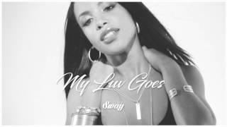 Sold! Mila J/Aaliyah type R&B - Instrumental (My Luv Goes)