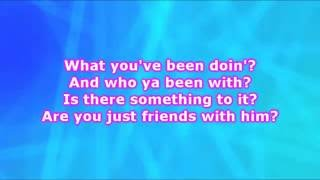 Billy Currington  - Give It Straight To Me (Lyrics)