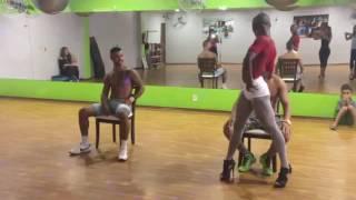 Melhor assim Ludmilla Biel Strip dance parte 2