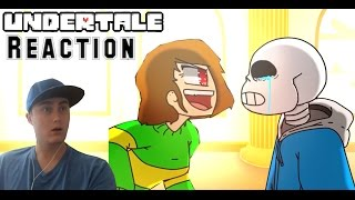 Determination - Animation Undertale (Parody of Irresistible - Fall Out Boy)|REACTION width=