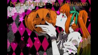 【Nightcore】 This Is Halloween 【Revived】