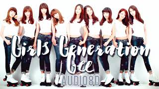 【GEE - GIRLS GENERATION】 【AUDIO 8D USE HEADPHONE】