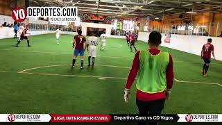 Deportivo Cano vs. CD Vagos Final Liga Interamericana