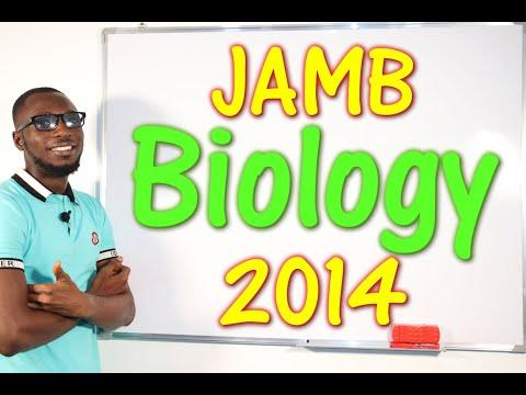 JAMB CBT Biology 2014 Past Questions 1 - 25
