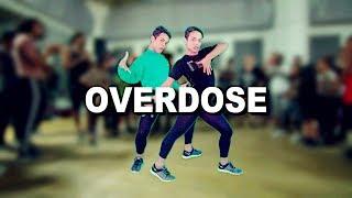OVERDOSE - Agnez Mo & Chris Brown | ZD-EBI Choreography & UQN Dance Studio