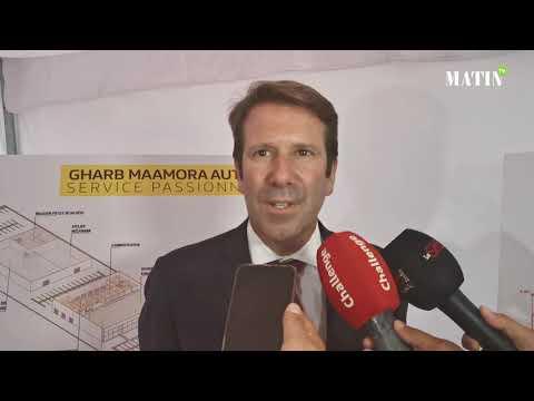 Video : Renault: 30 millions de DH pour le nouveau showroom de Kénitra
