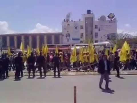 Erzincan da Bir Mayısı Fırsat Bilen PKK lılar Sokağa İndiler_Naim Alasırt