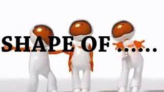 Ed Sheeran - Shape of You Parody [Alien Version]