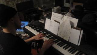 Usher Ludacris Lil Jon Lovers & Friends Piano Cover