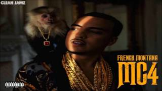 French Montana Featuring A$AP Rocky - Said N Done [Clean / Radio Edit]