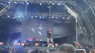 🎤 PUSHA T - NUMBERS ON THE BOARDS   SUPER BOCK SUPER ROCK   2017