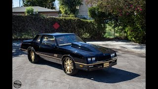 "Father MC : Cali's King Monte Carlo SS on 24"" Brushed Gold Forgiato Wheels : #CaliLuv"