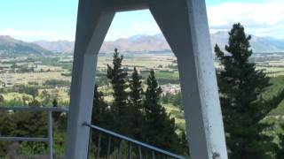 Conical Hill Lookout, Hanmer Springs