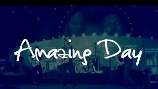 Amazing Day - Coldplay (lyrics)