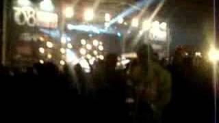 Kasabian Club Foot Live - Edinburgh Hogmanay