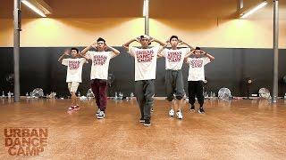 Super Saiyan - Dragonball Z / Poreotics Crew Choreography, Dubstep Music / URBAN DANCE CAMP