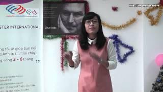 Trần Thị Thu Huyền - MC Phòng Advanced Pronunciation - Câu Lạc Bộ Tiếng Anh Cs3